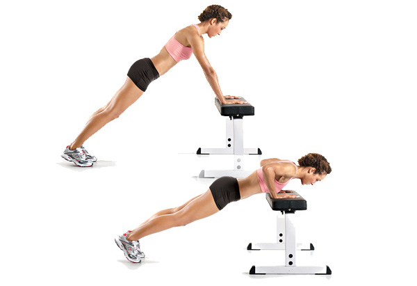 push up workout machine